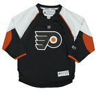 Reebok NHL Youth Boys Philadelphia Flyers Alternate Color Replica Jersey, Black $28.04 USD on eBay