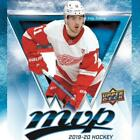 2019-20 Upper Deck MVP Hockey INSERT OR AUTOGRAPH CARDS Pick From List $3.0 USD on eBay