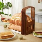 New Bread Slicer Tool Bread Loaf Toast Sandwich Slicer Dispenser Cutter Bread