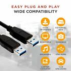 3FT USB 3.0 Cable Type A Male to A Male High Speed Data Transfer Charger Cord