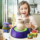 Diy Handmake Ceramic Pottery Machine Kids Craft For Boys Girls Educational Toys  image