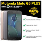 Motorola Moto G5 Plus XT1684 - 32/64GB - Grey/Gold (UNLOCKED/SIMFREE) Smartphone