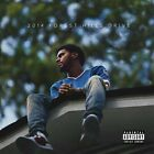 T-44 J Cole Album Cover 2014 Forest Hills Drive Poster Wall Decor