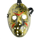 Halloween Jason Voorhees Friday The 13th Horror Creepy Scary Mask Cosplay X2