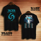 Jinjer Tour North American 2019 Tour Dates T-shirt Tee all size image