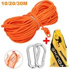 6mm Mountaineering Rock Climbing Rope Outdoor Safety Rescue Auxiliary String US
