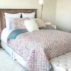 Your Lifestyle Willow Microfiber Quilted Bedding Set image
