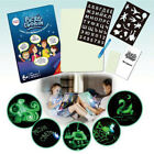 Draw With Light Fun And Developing Toy Luminous Pen Drawing Board Kids Gift #USA