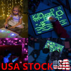 Kyпить Draw With Light Fun And Developing Toy Luminous Pen Drawing Board Kids Gift #USA на еВаy.соm
