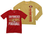 NFL Youth San Francisco 49ers Fan Two Piece Performance T-Shirt Combo Set $29.99 USD on eBay