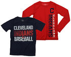 MLB Youth Cleveland Indians Fan Two Piece Performance T-Shirt Combo Set on Ebay