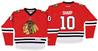 Reebok NHL Youth Chicago Blackhawks Patrick Sharp #10 Replica Jersey, Red $14.41 USD on eBay