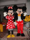 Mickey and Minnie Mouse mascot costume adult, Disney, Halloween / Party makeup