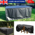Garden Patio Furniture Cover Rattan Table Cube Sofa Covers Outdoor Waterproof Uk
