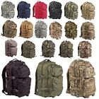 Mil-tec - US Assault Pack Army Backpack Backpack Hiking Sport Casual S and L