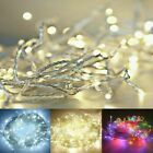 Battery Fairy Lights 2/3/5/10m Led Outdoor Garden Xmas Wedding Home Party Decor
