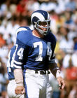MERLIN OLSEN Los Angeles Rams Photo Picture VINTAGE FOOTBALL Print 8x10 or 11x14 $4.95 USD on eBay