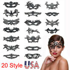 US Sexy Lace Eye Mask Masquerade Ball Party  Halloween  Fancy Dress Costume Hot $3.91 USD on eBay