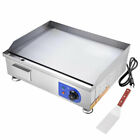 Commercial Electric Countertop Griddle Restaurant Grill BBQ Hot Plate 14' 24'