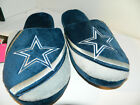 Dallas Cowboys Football Slippers NFL Team Adult Size S-XL NFL Christmas Gift