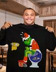Grinch NFL Football Cleveland Browns Champion AFC North T-Shirt Gifts S-3XL $29.89 USD on eBay