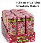 MILLIONS STRAWBERRY FLAVOUR SWEETS SHAKERS WEDDING/PARTY BAG KIDS PICK 'n' MIX