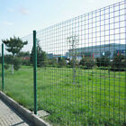 Green PVC Coated Wire Mesh Fence Garden Protective Netting Border Safeguard