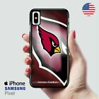 Arizona Cardinals Logo Design iPhone X Samsung S10 Pixel Case $22.99 USD on eBay