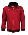 Zipway NBA Youth Miami Heat Warm Up Jacket, Red on eBay