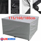Large Waterproof Outdoor Garden Furniture Machine Table Cover Protector Shelter