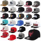 Mitchell  Ness and Snapback Cap Chicago Bulls Nets Kings Magic Heat Etc B