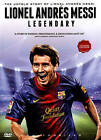 Lionel Andres Messi - Legendary  (DVD, 2014) Unauthorized