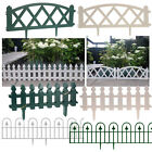 Garden Fence Fencing Edging Picket Grass Lawn Borders Panel Edge Landscape Path