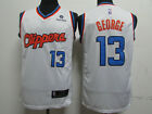 New City version Los Angeles Clippers#13 Paul George Basketball jersey White on Ebay