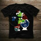 Grinch NFL Washington Redskins Official Football Team Fan Nice Shirt Size S-5XL $13.99 USD on eBay