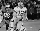 ROGER STAUBACH Photo Picture DALLAS COWBOYS Photograph Print 8x10 or 11x14 vs SF $4.95 USD on eBay