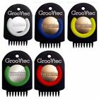 Groovtec Multipin Golf Groove Cleaner. Various Colours. With Novelty Ball Marker