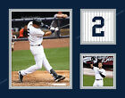 DEREK JETER Photo Picture Collage NEW YORK YANKEES Poster Print 8x10 11x14 16x20