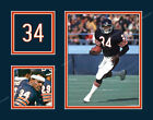 WALTER PAYTON Photo Picture Collage CHICAGO BEARS Football Print 8x10 or 11x14 $6.95 USD on eBay