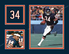 WALTER PAYTON Photo Picture Collage CHICAGO BEARS Football Print 8x10 or 11x14 $12.95 USD on eBay