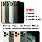 1:1 Non Working Dummy Model Display Toy Fake Model For iPhone 11/11Pro/11Pro Max