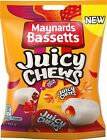 MAYNARDS BASSETTS JUICY CHEWS 165G SWEETS BAG CHEWS KIDS EASTER PRESENT GIFT