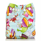 Diapers Reusable Nappy Diapers One Cloth 1 Pocket Baby Bamboo WashableCloth Size