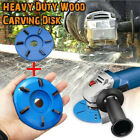2PC 16mm Woodworking Turbo Plane For Aperture Angle Grinder Carving Cutter A8