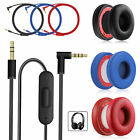 Wired Replacement Earpads and Replacement Audio Cable for Beats Solo 2 $4.39 USD on eBay