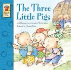 Keepsake Stories: The Three Little Pigs by Patricia Seibert (2002, Paperback)