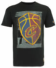 FISLL NBA Basketball Men's Cleveland Cavaliers Distressed Team Logo T-Shirt on eBay