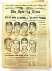 1961 Sporting News Magazine Complete Year Collection- Your Choice of 52 Issues