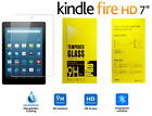 100% Genuine Tempered Glass Screen Protector For AMAZON KINDLE FIRE  7* 8''10'