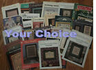 Kyпить SAMPLERS, SAMPLER,  counted cross stitch charts - YOUR CHOICE - Many Designers на еВаy.соm